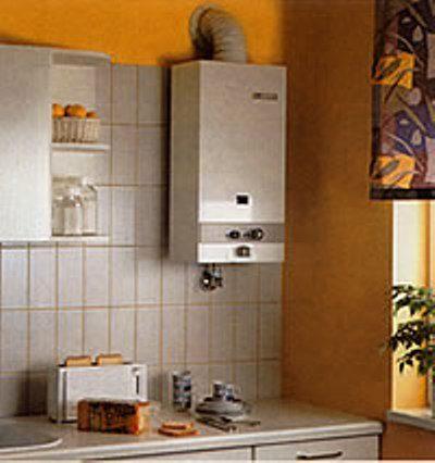 Как установить газовую колонку в доме